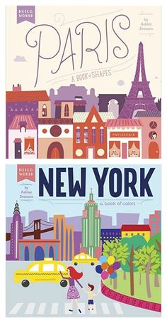 best travel books for kids: explore great cities with the Hello, World series by Ashley Evanson