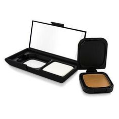Radiant Cream Compact Foundation (Case + Refill) - # Tahoe (Medium-Dark 2) - 12g-0.42oz