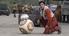 I got Poe Dameron! Quiz: Which Star Wars: The Force Awakens Character Are You? | Oh My Disney