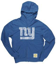 Retro hoodie... Go Giants!
