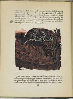 Incidentres melódicos del mundo irracional, de Leopoldo Méndez, página 26