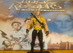 Buck Rogers in the 25th Century - HissTank.com Tigerman custom figure