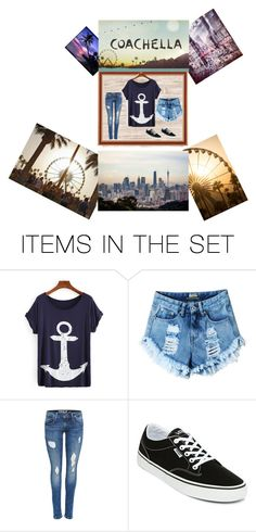 """happy"" by marian-cd ❤ liked on Polyvore featuring art"