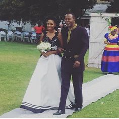 African Wedding Attire, African Weddings, African Attire, African Fashion Dresses, African Dress, African Traditional Wedding Dress, Wedding Outfits, Dress Designs, Designer Wedding Dresses