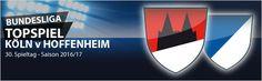 #Bundesliga - der 30. Spieltag. Es herrscht Abstiegskampf pur! Die punktgleichen Mainz und Augsburg haben schwere Auswärtsspiele vor der Brust während sich Mainz in München einer Mammutaufgabe stellen muss. Das Topspiel wird bereits am Freitag zwischen dem 1. FC Köln und 1899 Hoffenheim angepfiffen. Unsere Vorschau und aktuelle Wettquoten zum Spieltag.  http://www.meinonlinewettanbieter.com/bundesliga-wetten/30-bundesliga-spieltag-201617-vorschau-und-wettquoten/