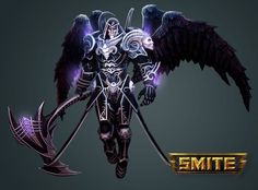 Smite Giveaway - Thanatos, the god of death - http://leviathyn.com/games/contest/2013/09/21/smite-giveaway-thanatos-god-death/