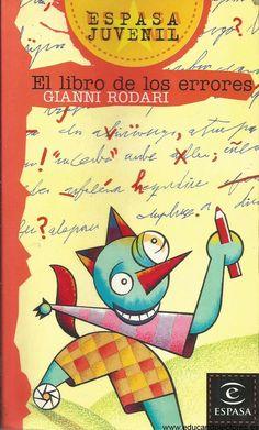 Leyendo El libro de los errores de Gianni Rodari, editorial Espasa Juvenil, me encontré con esta magnífica historia para esas personas de todas las edades que siempre quieren ser los primeros en to...