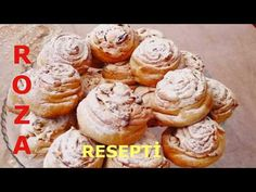Roza Sirniyati Resepti Tez Asan Və Dadli Pechene Roza Recept Youtube Food Make It Yourself Breakfast