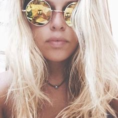 Mirror sunglasses in all shapes http://www.justtrendygirls.com/mirror-sunglasses-in-all-shapes/