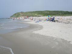Cuttyhunk Churches Beach