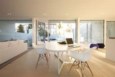 Alar Constructora » Villa Minimalista y Sostenible