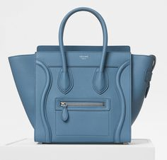 Check Out 79 of Céline's Spring 2018 Bags and Prices, Now Available In Stores