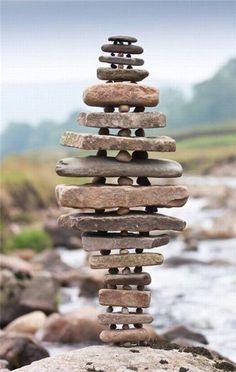 Alignment- centered. Ikke for meget, ikke for lidt...balance, puls...