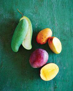 Tropical Fruit Recip
