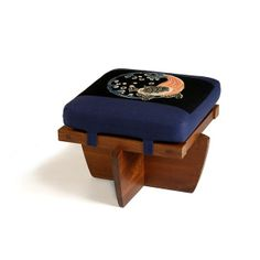 Greenrock Ottoman from George Nakashima Woodworker