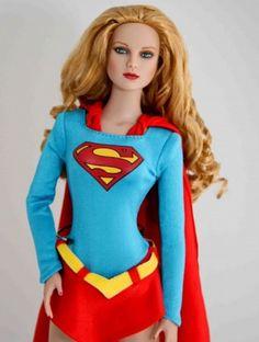 ead97bd1efc22 13 Best Supergirl images in 2012 | Supergirl, Fashion dolls, Dolls