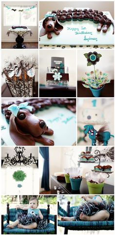 I'm going to need someone to throw me a dachshund birthday party.