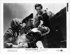 Henry Fonda, Ward Bond, Claudette Colbert, and Jessie Ralph in Drums Along the Mohawk (1939)
