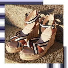 All eyes on you this 𝕤𝕦𝕞𝕞𝕖𝕣, thanks to your beautiful day-to-night platforms! Travel Light, All About Eyes, Spring Summer 2018, Summer Shoes, Beautiful Day, Platforms, Highlights, Espadrilles, Packing