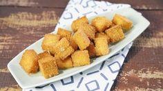 Polenta Croutons Recipe | The Chew - ABC.com