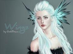 DreamWorld: Wings by GoldDream