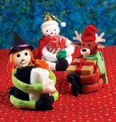 Seasonal Decorative Holders