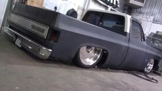 "'77 c10 ""charlene"" bagged on billets - The 1947 - Present Chevrolet & GMC Truck Message Board Network"