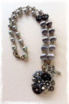 """necklace """"Reine Victoria"""""""