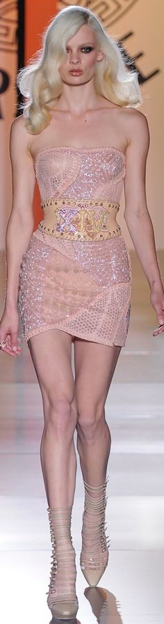 Atelier Versace Fall 2012 Couture