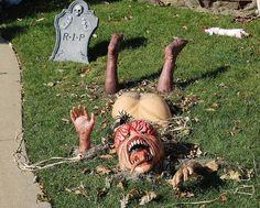 | Weird Halloween Decorations