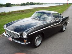 The coolest damn Volvo ever made - the P1800.