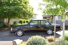 1982 Volvo 242 GLT Turbo Coupe - RESTORED - No Reserve - 240 Black, image 3