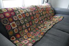 Rose Garden Blanket