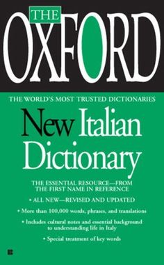 The Oxford New Italian Dictionary [Mass Market Paperback] [2007] (Author) Oxford University Press null http://www.amazon.com/dp/B00E8HA6AA/ref=cm_sw_r_pi_dp_VPiTub0MZ5JNN