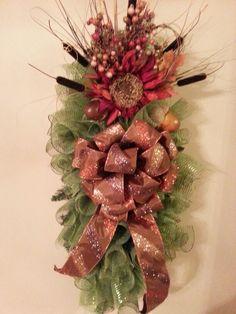 Fall Wreaths in full swing...
