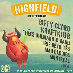 Latest additions to the Highfield Festival line up
