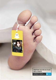 Responsible young drivers X Snapchat