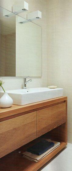 Decoração de lavabos e banheiros pequenos como fonte de inspiração para fazer igual na sua casa.