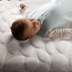 Nook Sleep Pebble Pure Cloud Crib Mattress #laylagrayce #nook