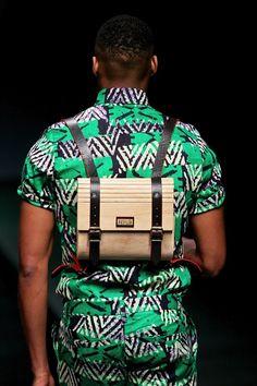 Indalo Wood Backpacks - YO Status (shared via SlingPic)