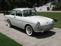 1964 Volkswagen 1500S Notchback Maintenance of old vehicles: the material for new cogs/casters/gears/pads could be cast polyamide which I (Cast polyamide) can produce