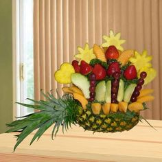 Images Of Fruit Arrangements Fresh Fruit Bouquets Delivered Edible Arrangements, Fruit Arrangement Stock Images Royalty Free Images Vectors, Fruit Arrangements From 2999 Sharis Berries, Fruit Tables, Fruit Buffet, Fruit Dishes, Edible Fruit Arrangements, Fruit Centerpieces, Fruit Decorations, Fruit And Veg, Fresh Fruit, Pineapple Boats