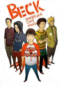 BECK Mongolian Chop Squad (fan art) by ~monkey-hero on deviantART