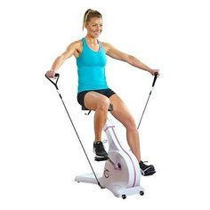 Cycle Tone Exercise Bike & Toning System - As Seen on High Street TV