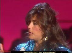 "Laura Branigan 1985, TV-show ""American Bandstand"""