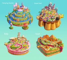 Cookie JAM: Sweet floating islands | Junxue Li | LinkedIn