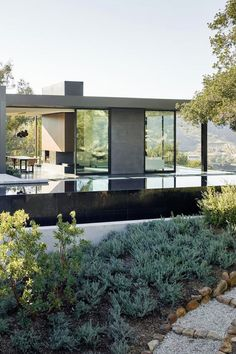 • Oak Pass House •  Designed by Walker Workshop Post I / VII by ENVIBE.CO