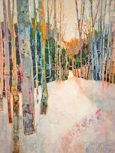 Rick Stevens Art Peter Huntoon | watermedia on paper
