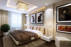 Elegant Modern Bedrooms for Real Enjoyment