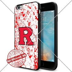 WADE CASE Rutgers Scarlet Knights Logo NCAA Cool Apple iPhone6 6S Case #1490 Black Smartphone Case Cover Collector TPU Rubber [Blood] WADE CASE http://www.amazon.com/dp/B017J7J6WE/ref=cm_sw_r_pi_dp_iqGvwb1MTNQ17